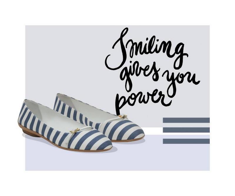 salvatore ferragamo shoes and smile