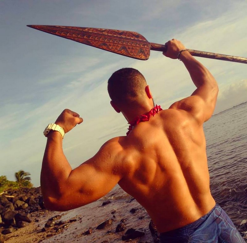 samoan warrior spirit