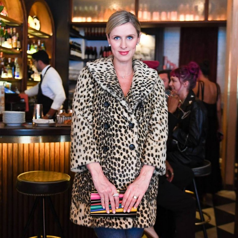 sara battaglia for salvatore ferragamo 2016 capsule launch - Nicky Hilton Rothschild