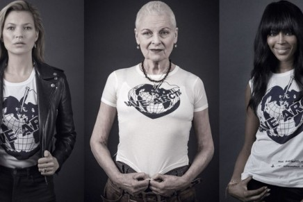 Vivienne Westwood's campaign raises awareness for the protection of the unique and fragile Arctic