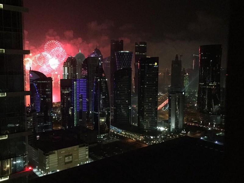 shangri-la doha - Happy National Day Qatar