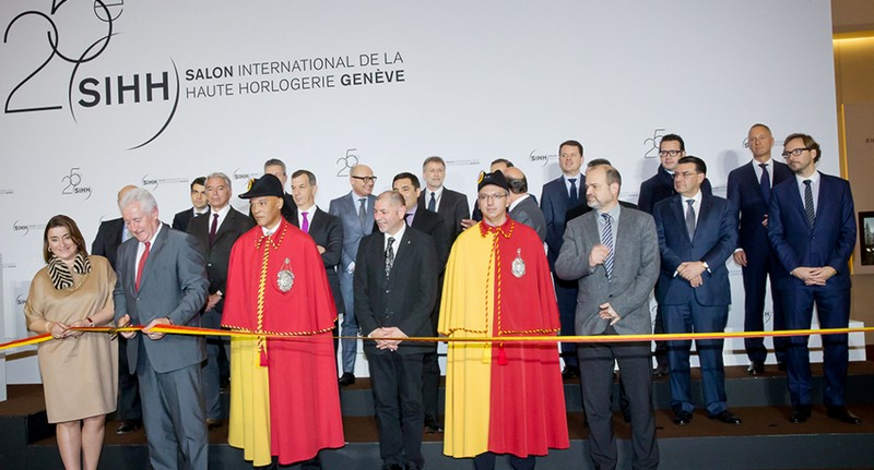 sihh geneva opening ceremony