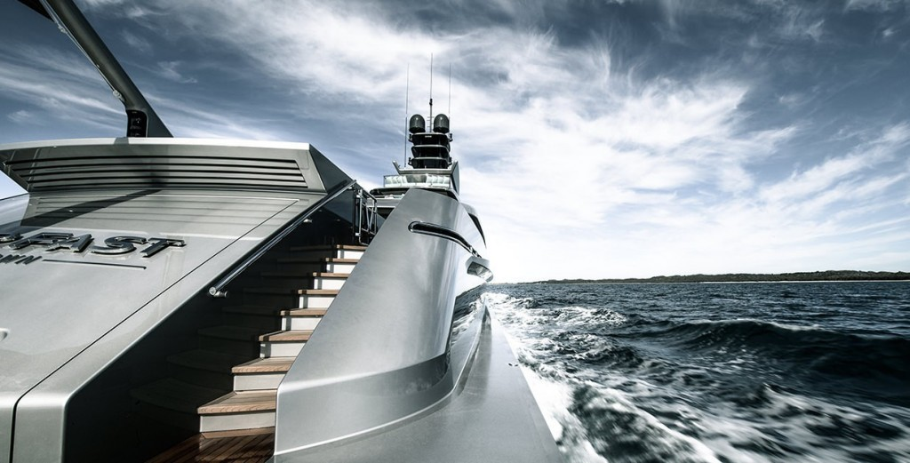 silver fast 77m by Silver Yachts 2015