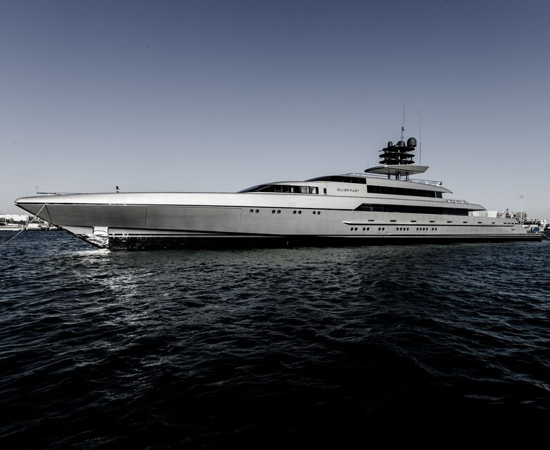 silver fast 77m by Silver Yachts 2015 launch