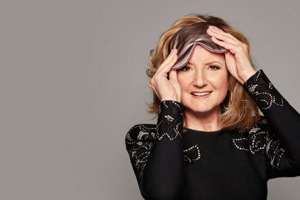 Arianna Huffington: 'No one should have phones on the table at a meal'
