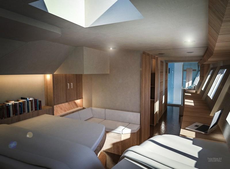 solarwave yachts interior