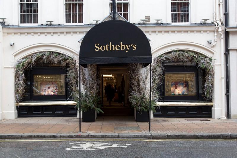 sothebys-entrance