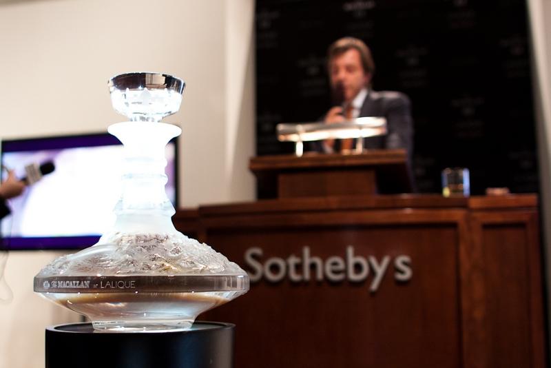 sothebys wine auction