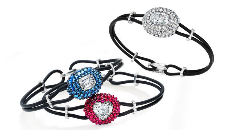 sothebysdiamonds earrings - The Amulet Bracelet