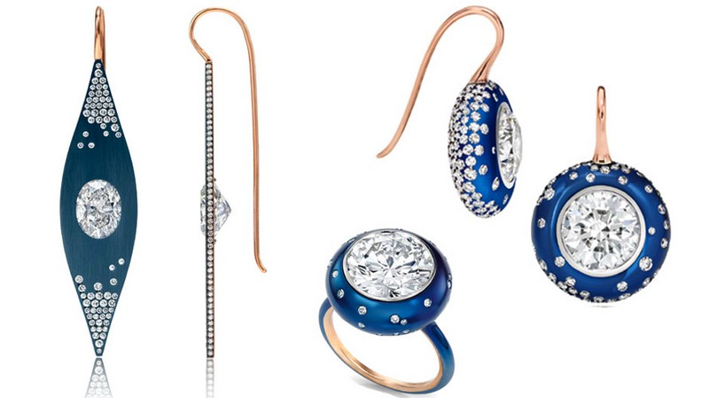 sothebysdiamonds earrings - The Lunar Collection