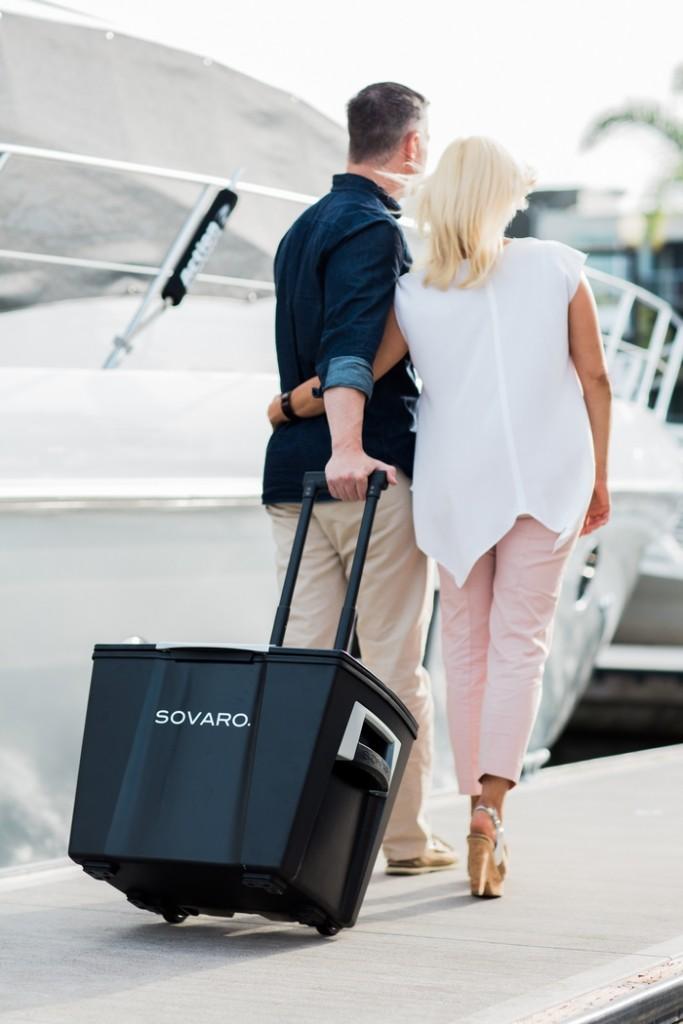 sovaro luxury coolers-