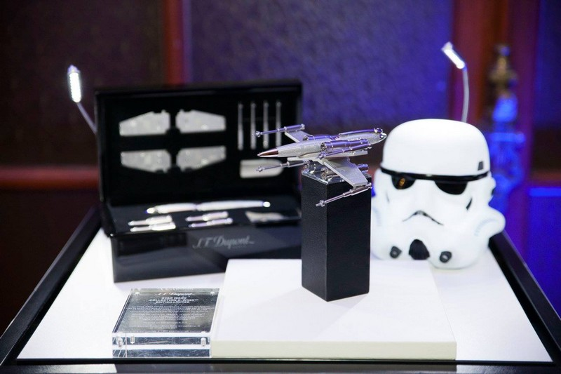 st dupont Star Wars luxury pen collection 2016