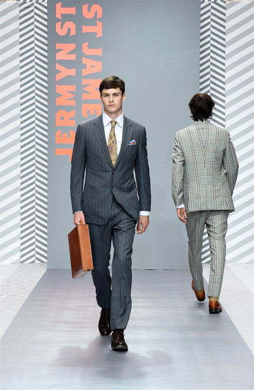 st james london lcm -Alfred Dunhill