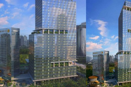 Ultra Luxury St Regis Jakarta Poised To Become The