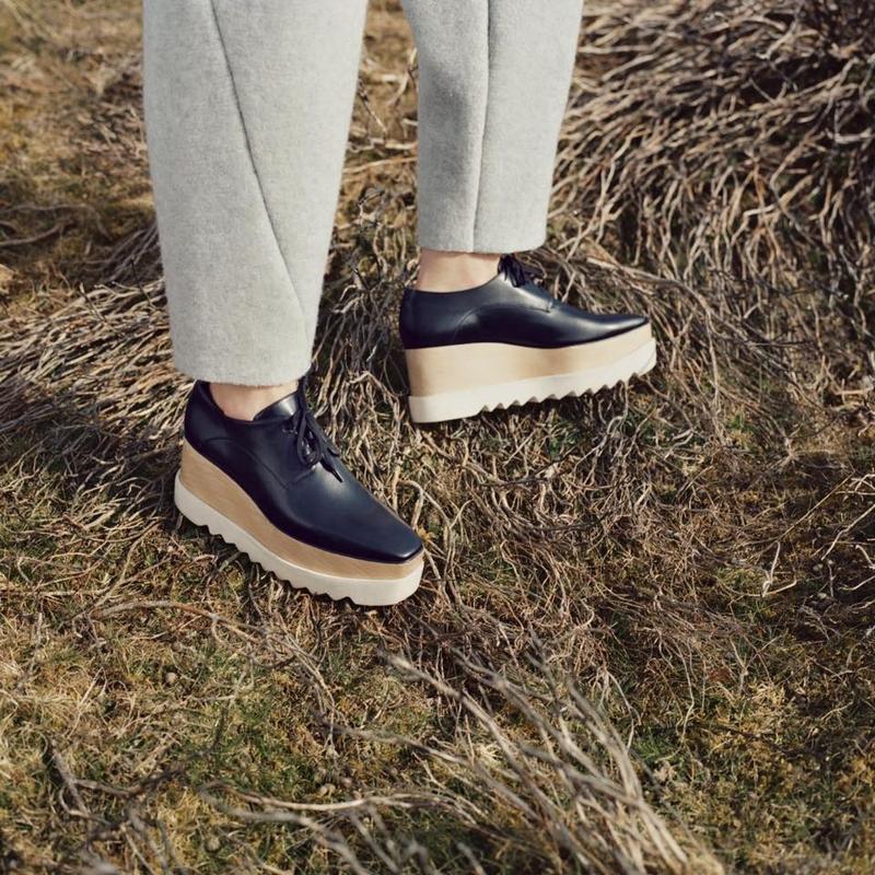 statement shoes stella mccartney