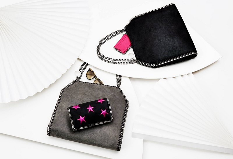 stella mccartney Iconic times call for iconic accessories