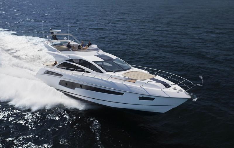 sunseeker 68 sport yacht-