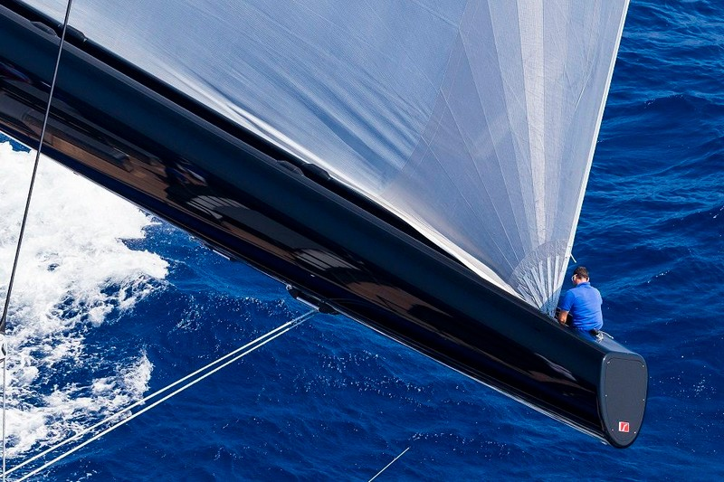 superyacht crew member