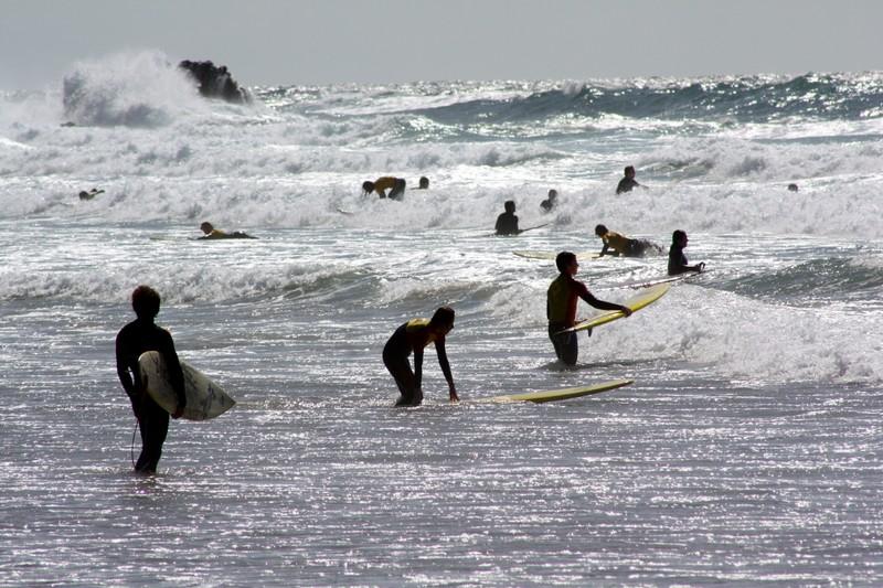 surfing destinations all around the globe