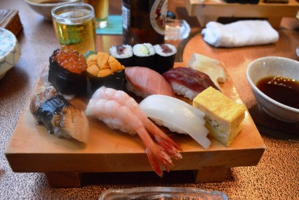 Can sushi ever be sustainable?
