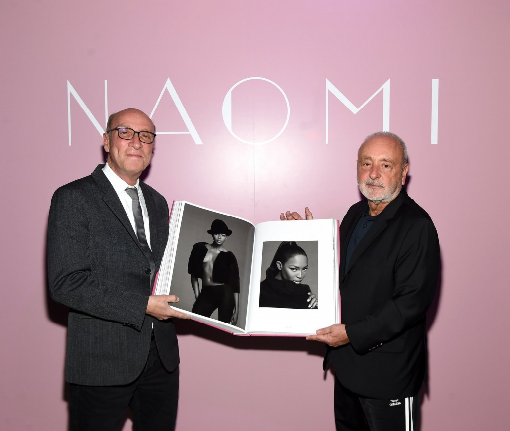 taschen naomi campbell limited edition book launch-photographers charles de caro and rocco laspata