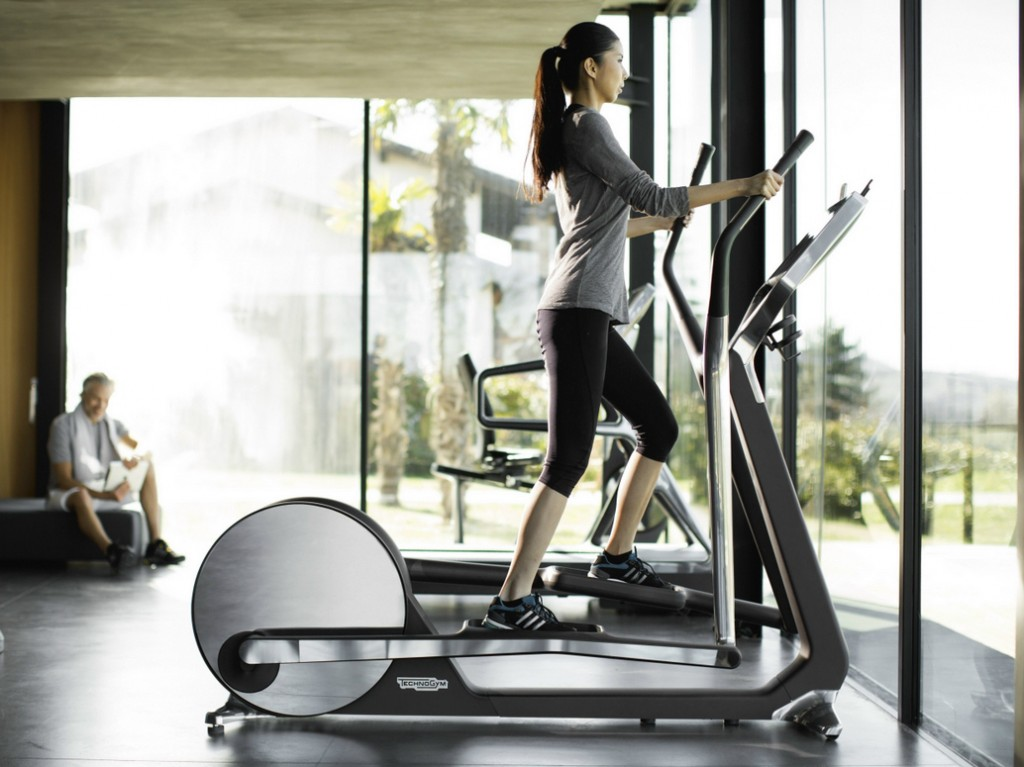 Exercise Furniture For A Dream Gym Technogym 39 S Personal