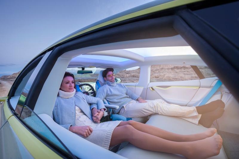 tesla autonomous vehicle