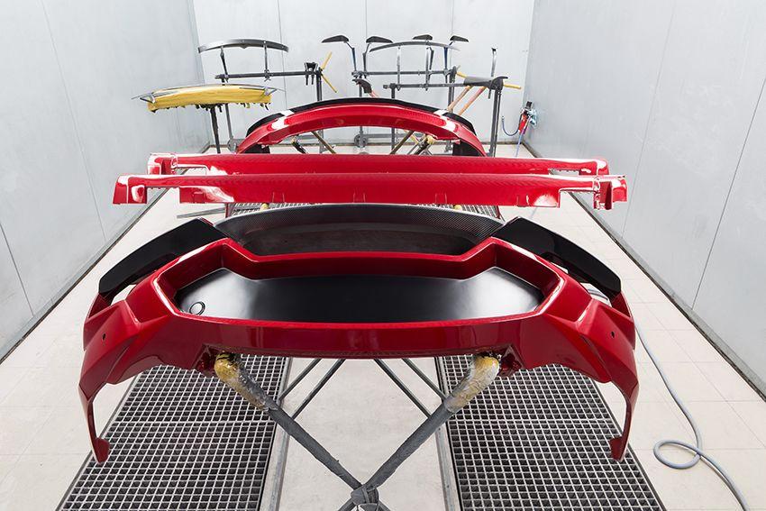 tesla model s elizabeta tuning kit by larte design 2015-work in progress