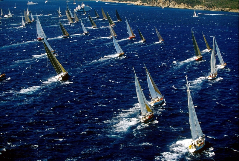 the biennial Rolex Swan Cup - the 2000 edition photos
