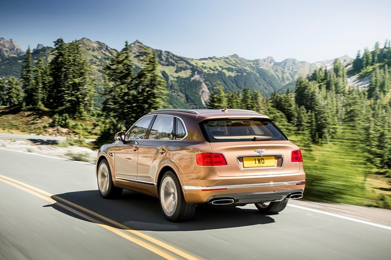 the fastest, most powerful, most luxurious and most exclusive SUV in the world