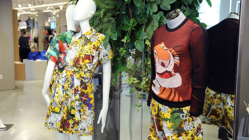 the jungle book by kenzo--