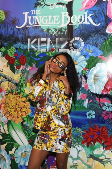 the jungle book by kenzo
