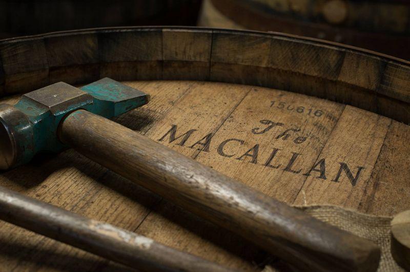 the macallan casks