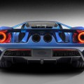 the new Ford GT during the North American International Auto Show-