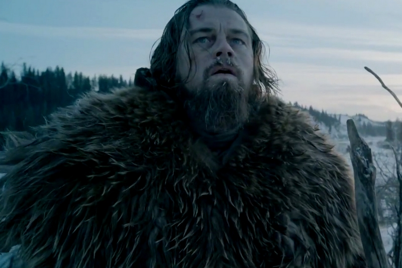 the revenant fur coat
