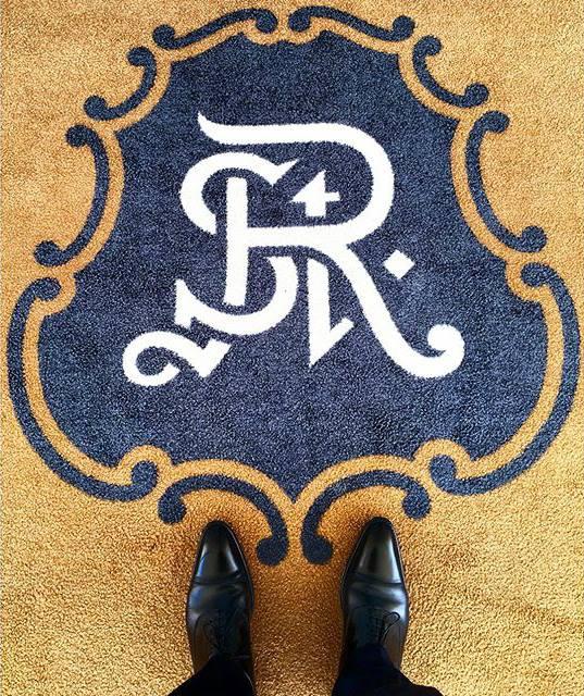 the st regis dubai magic carpet