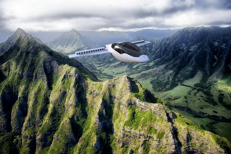 the world's first vertical takeoff and landing aircraft