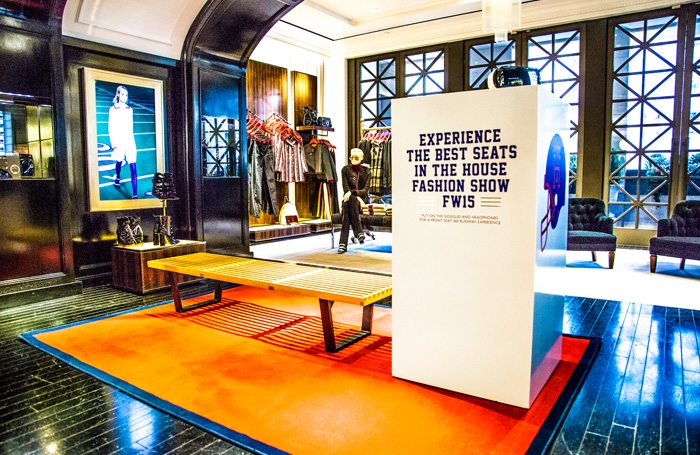 tommy h vr experience-