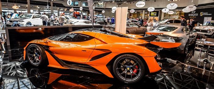 top marques monaco 2016 - grimaldi forum-