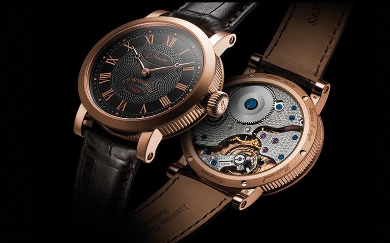 top watches monaco show-