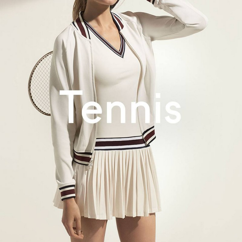tory burch - tory sport - tennis collection 2015
