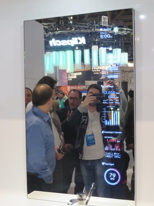 Griffin Technology Connected Mirror Jpg