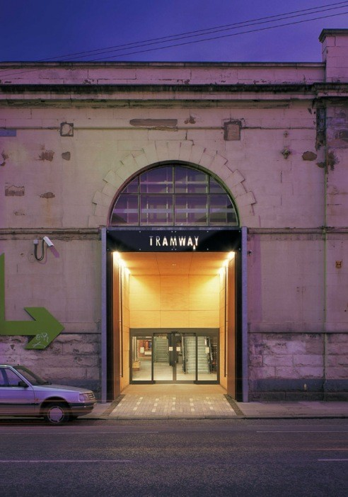 tramway-2015 turner prize award venue
