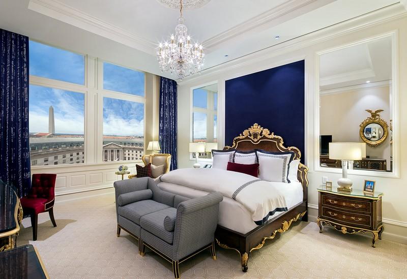 trump international washingtonDC-suites
