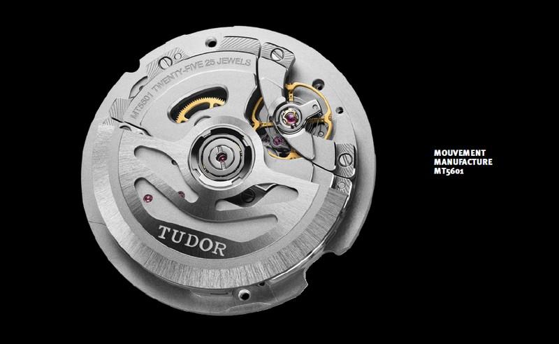 tudor heritage watches - black bay bronze watch 2016 model-THE TUDOR MT5601 MANUFACTURE MOVEMENT