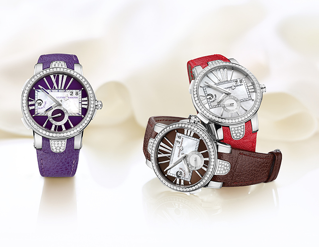 ulysse-nardin-executive-lady-luxury Swiss watches 2015-