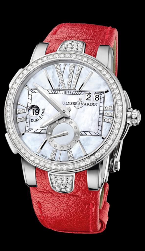 ulysse-nardin-executive-lady-luxury Swiss watches 2015---