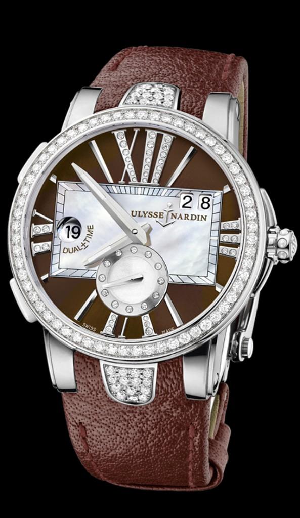ulysse-nardin-executive-lady-luxury Swiss watches 2015