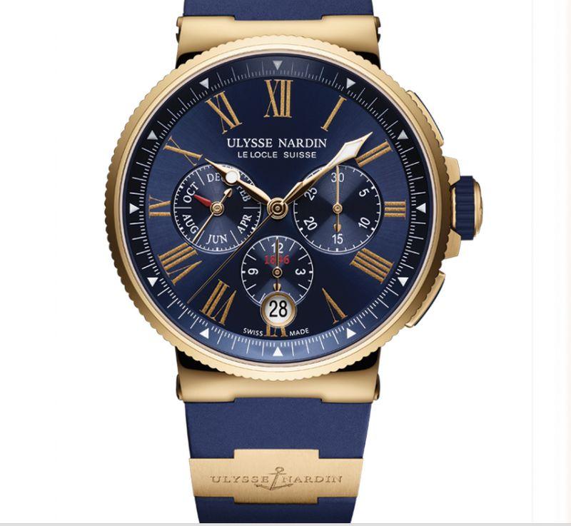 ulyssee nardin Marine Chronometer