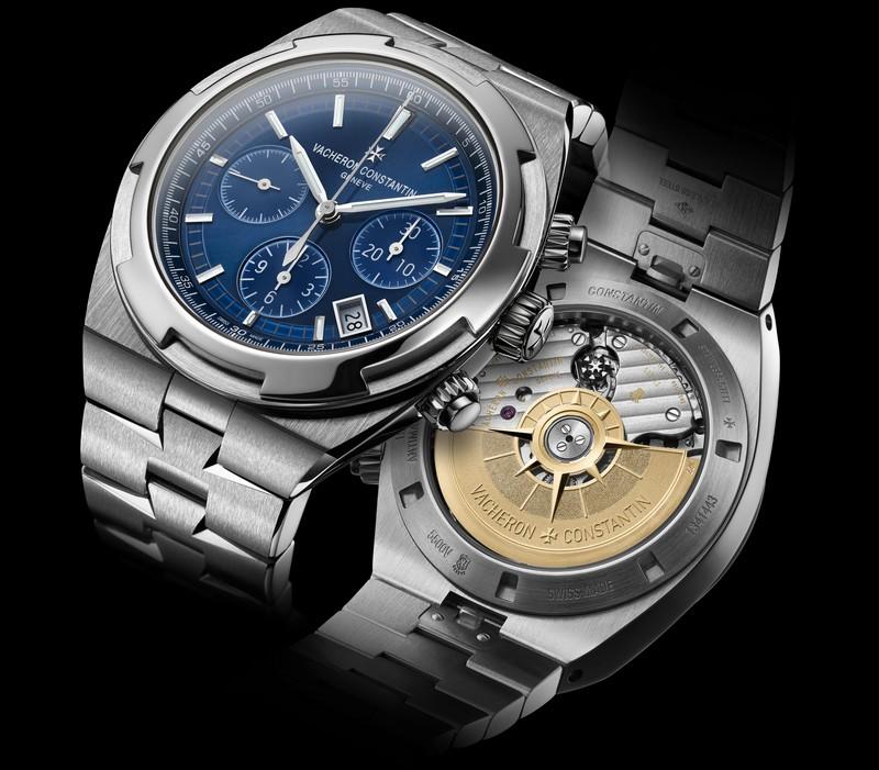 Overseas chrono blue 5500V/110A-B148recto-verso